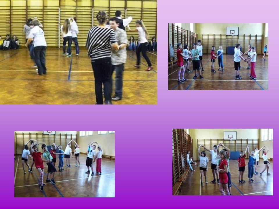 Teachers, who prepare choreography have very interesting ideas.