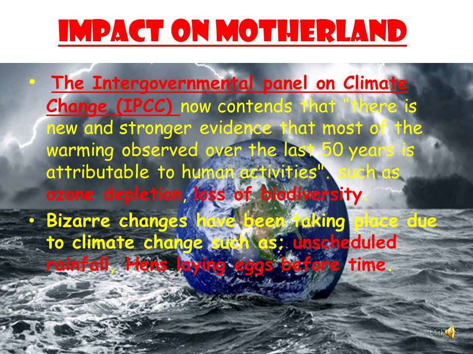 Global Warming- An International Issue Global warming is the phenomenon in which there has been an increase in the average temperature of the earth s atmosphere and oceans in last few decades.