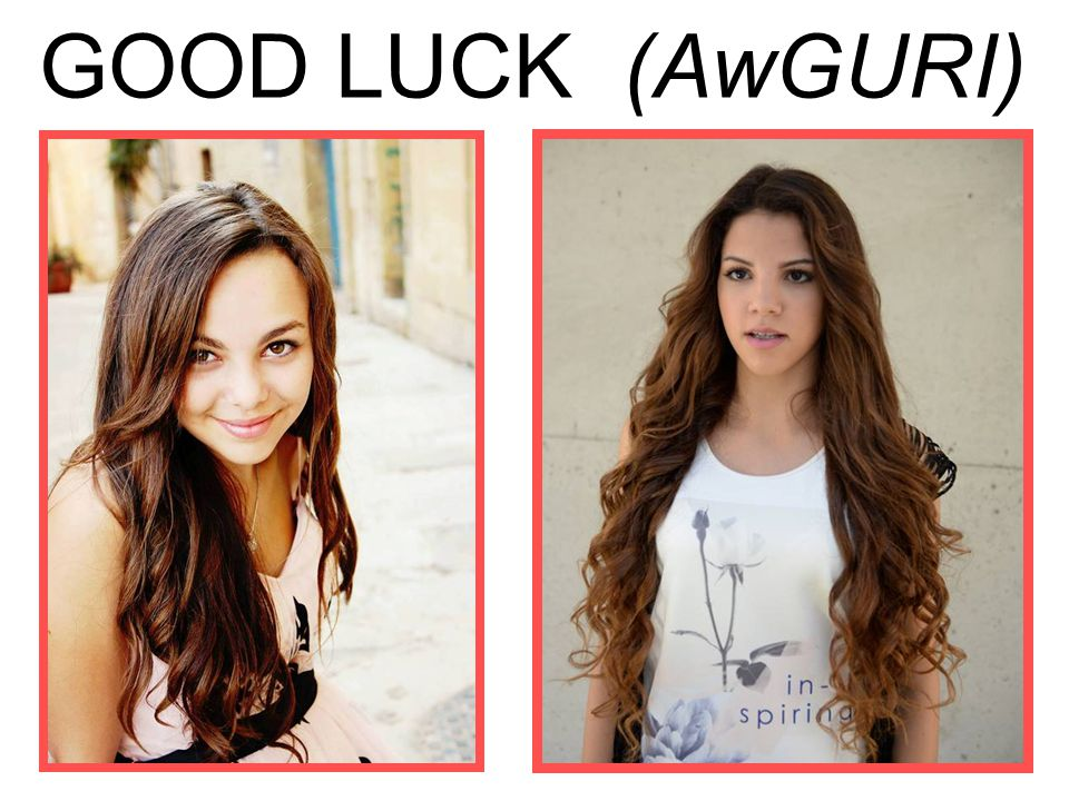 GOOD LUCK (AwGURI)