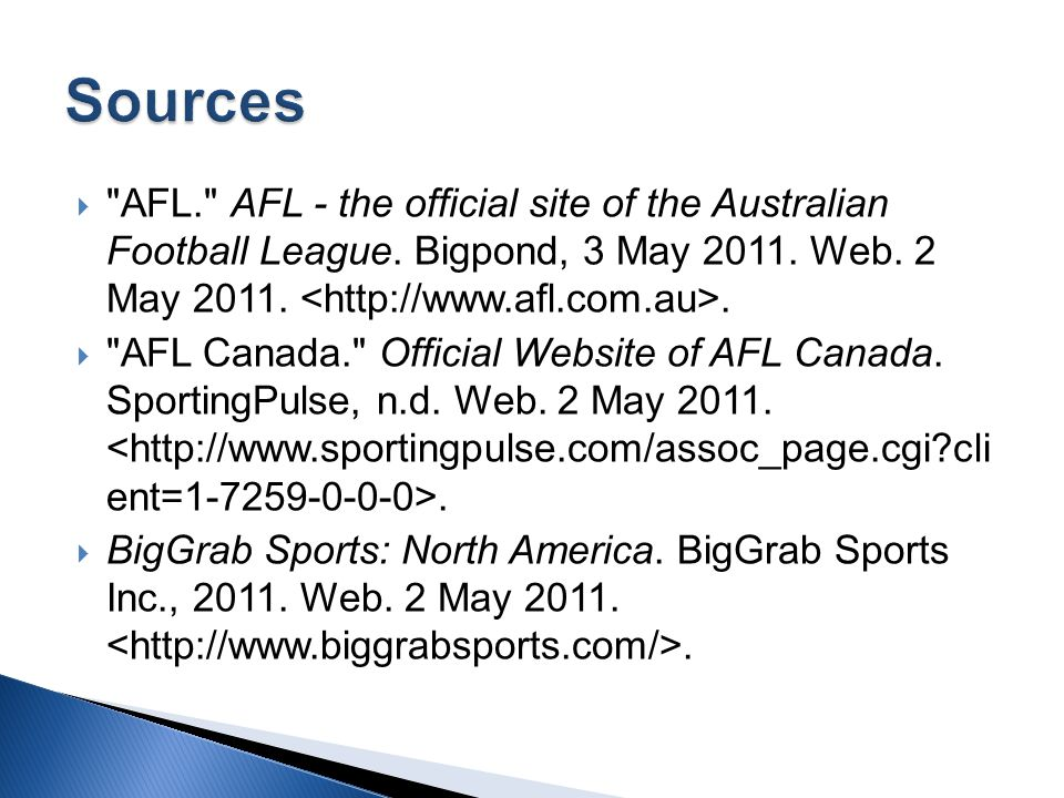 Aussie Rules UK – allows you to download pdf lessons.