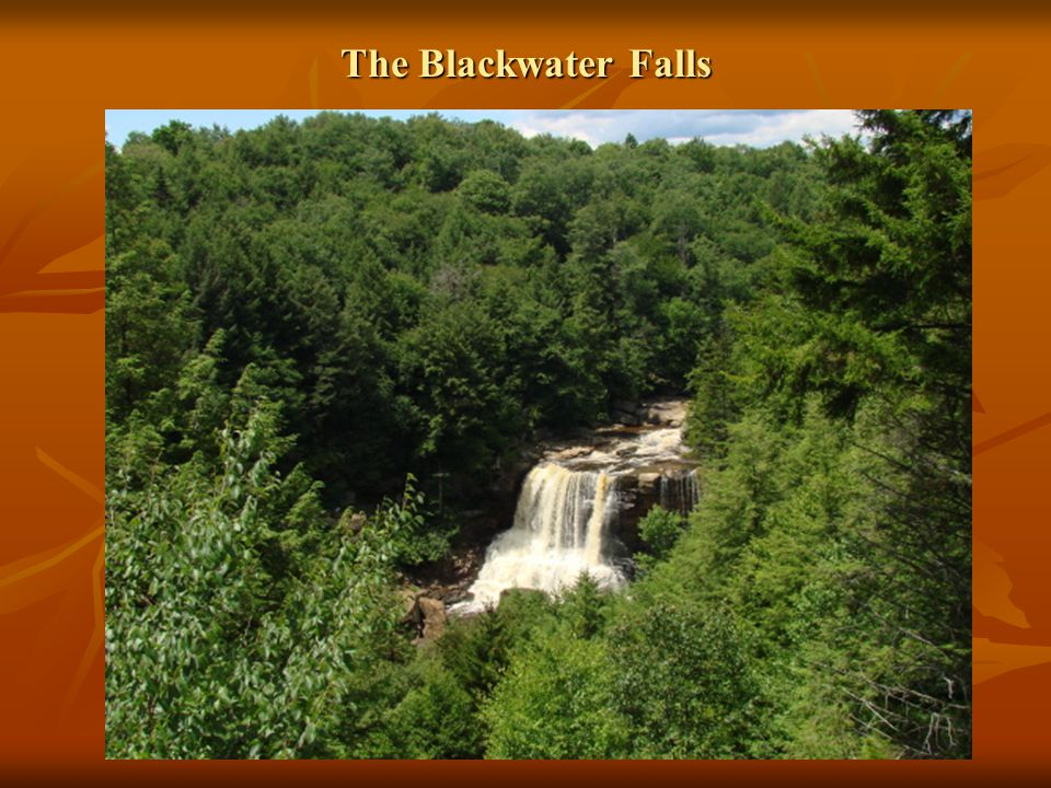 The Blackwater Falls