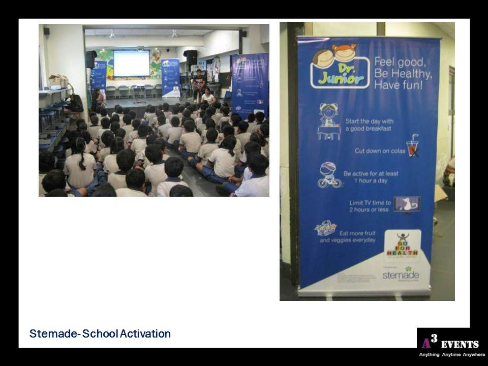 Stemade- School Activation