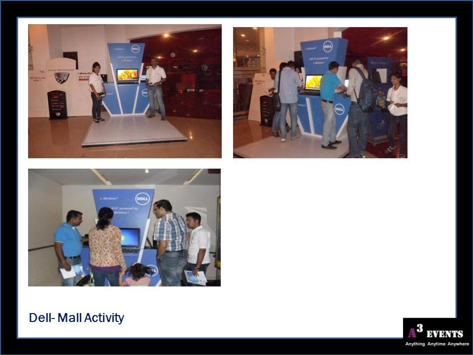 Dell- Mall Activity