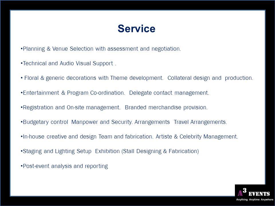 Conference & Seminars.Exhibitions. Artist management.