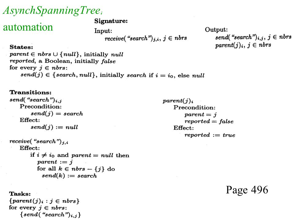 AsynchSpanningTree i automation Page 496