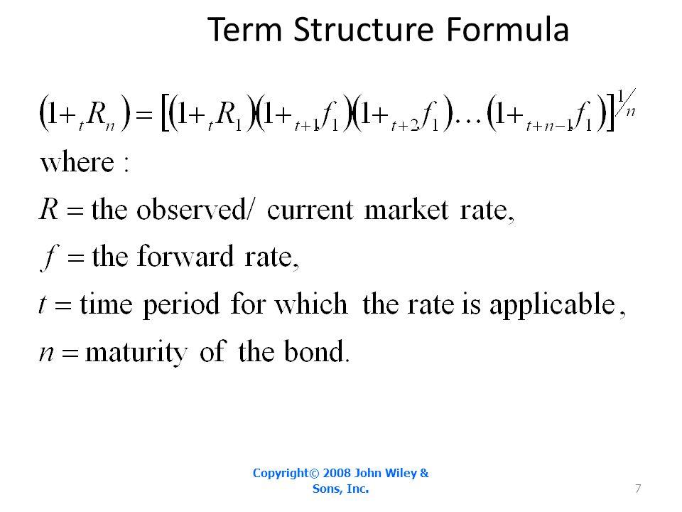 Alternatively: t R n = 1/n ( t R 1 + t+1 f 1 + t+2 f 1 + ……..