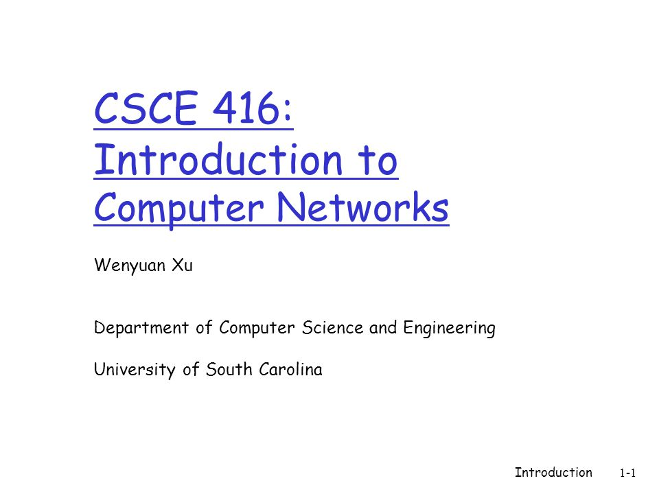 Introduction 1-22 Access networks and physical media Q: How to connect end systems to edge router.