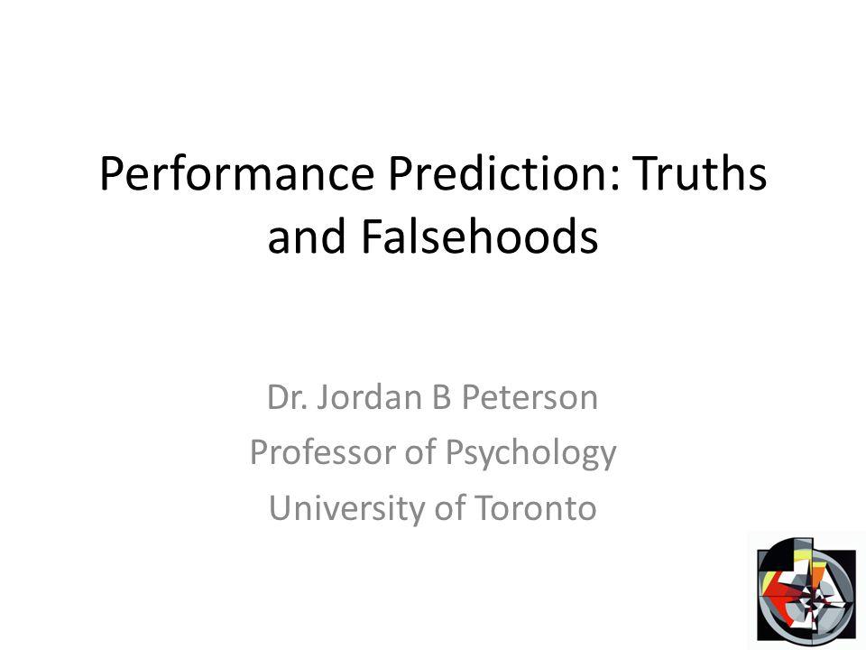 What do psychologists do? Pursue scientific truth Pursue careers