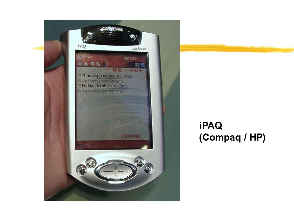 iPAQ (Compaq / HP)