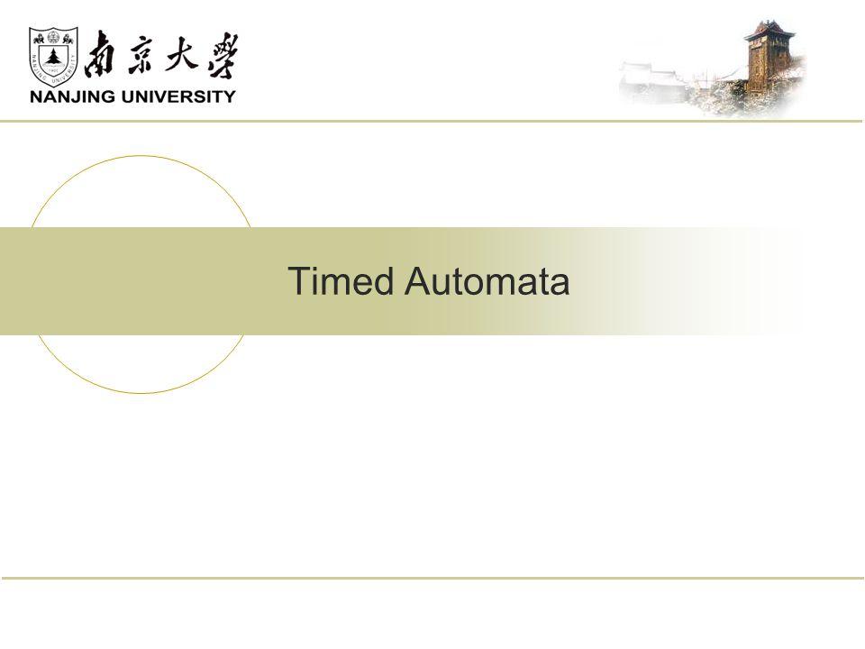 Timed Automata