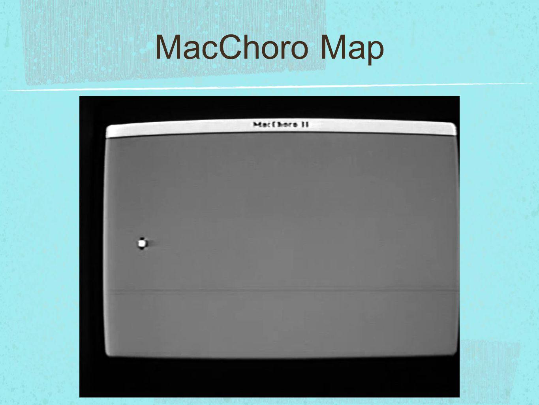 MacChoro Map