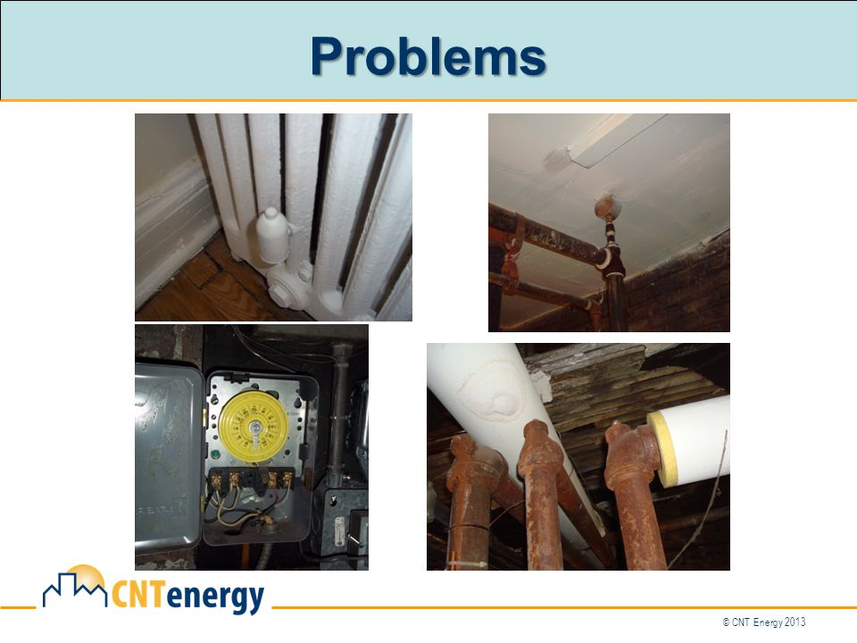 © CNT Energy 2013 Problems