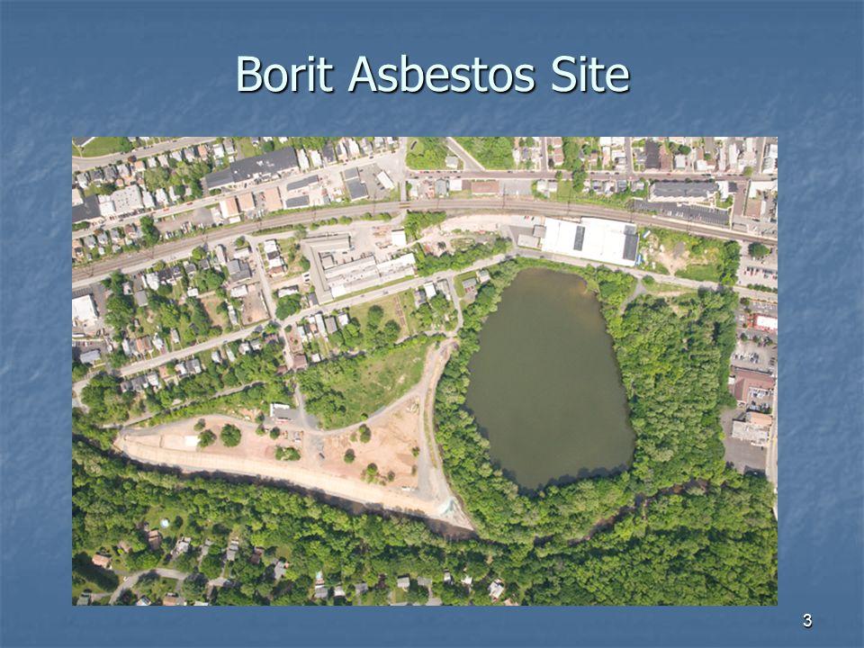 3 Borit Asbestos Site