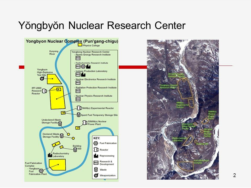 Yŏngbyŏn Nuclear Research Center 2
