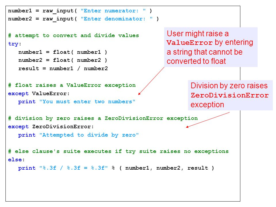 3 How and where to handle exceptions Import codon translation module, look up codon not in the dictionary.