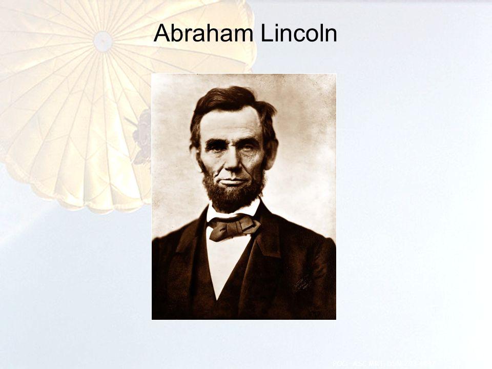 Abraham Lincoln 16 POC: ASC MRT, DSN 793-4847
