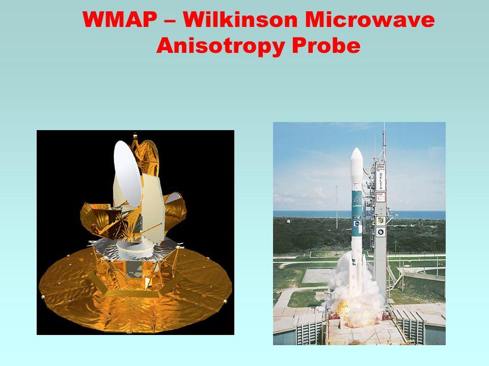 WMAP – Wilkinson Microwave Anisotropy Probe