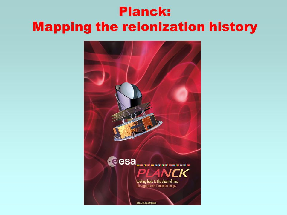 Planck: Mapping the reionization history