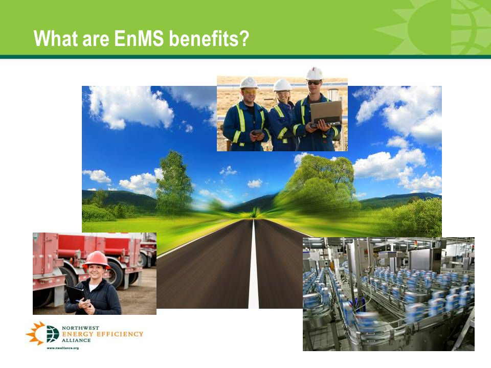 What are EnMS benefits?