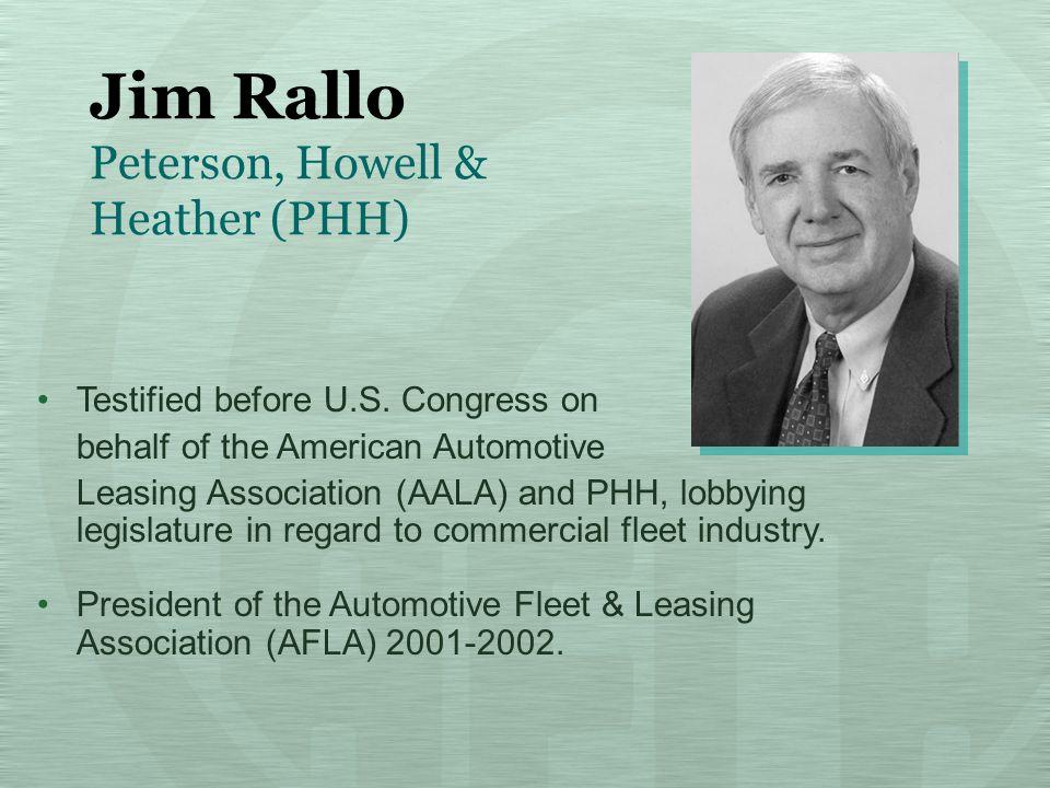 Helen Smorgans Johnson & Johnson Co-founder of NJ Chapter of NAFA Fleet Management Association (NAFA).