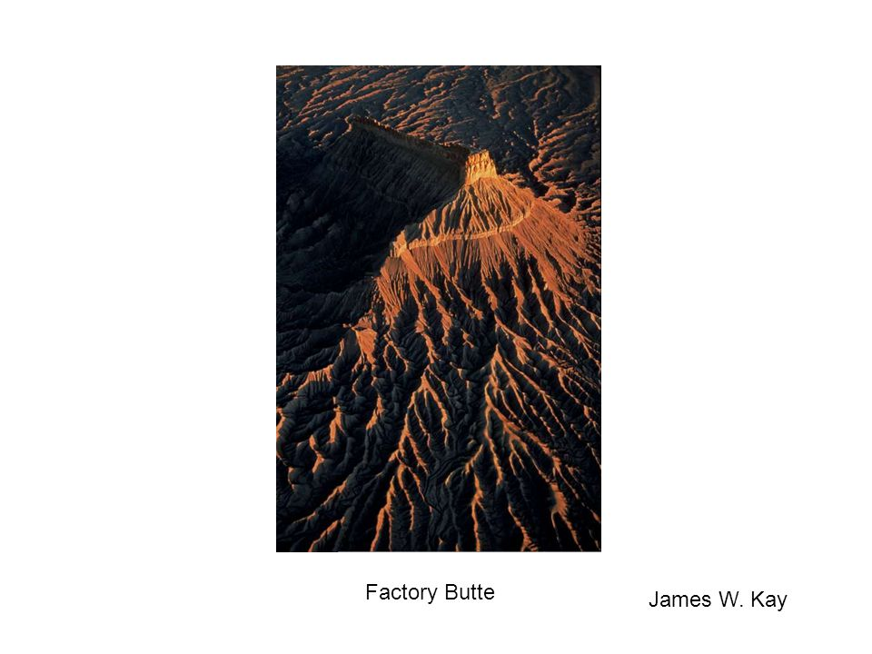 Factory Butte James W. Kay