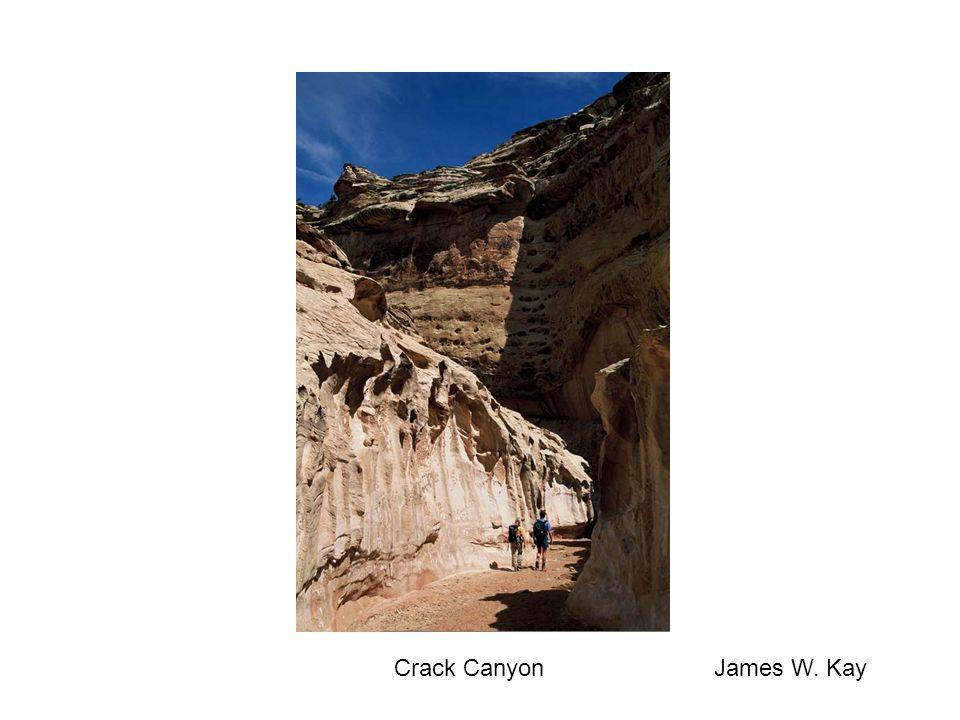 Crack CanyonJames W. Kay