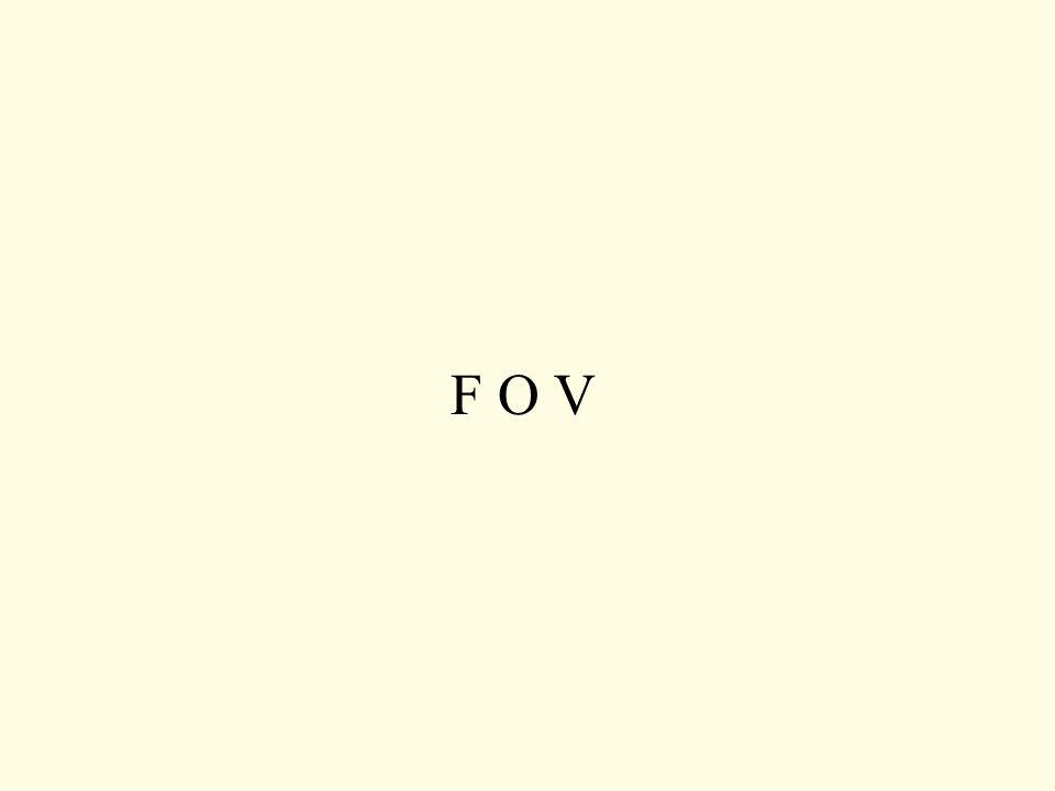 F O V