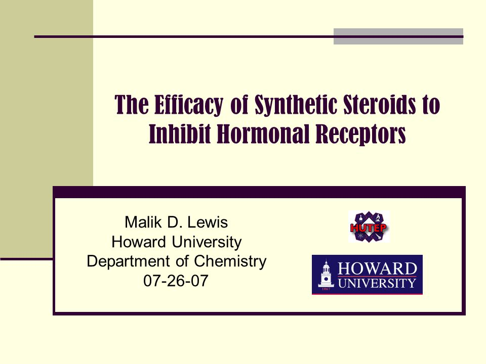 Outline Introduction to Steroids Purposes of Hormonal Research Specific Synthetic Steroids Structure and Activity Research Focus