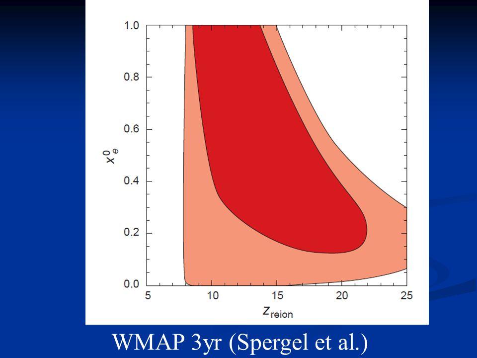 WMAP 3yr (Spergel et al.)