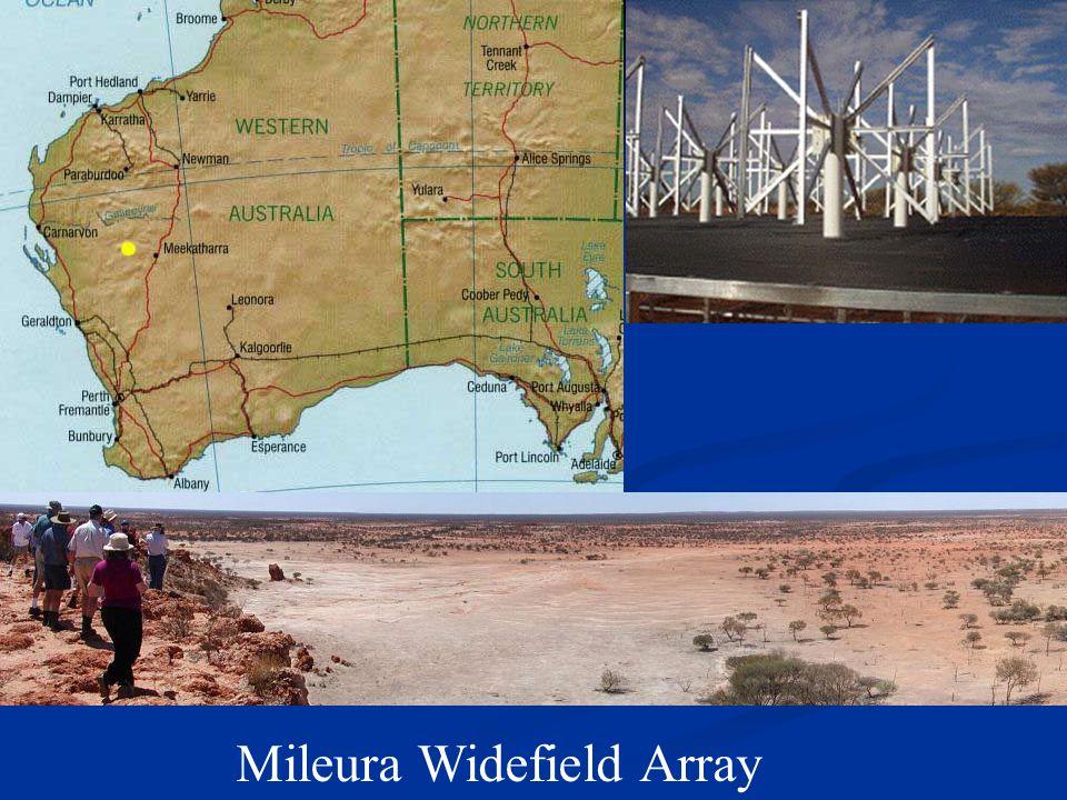 Mileura Widefield Array