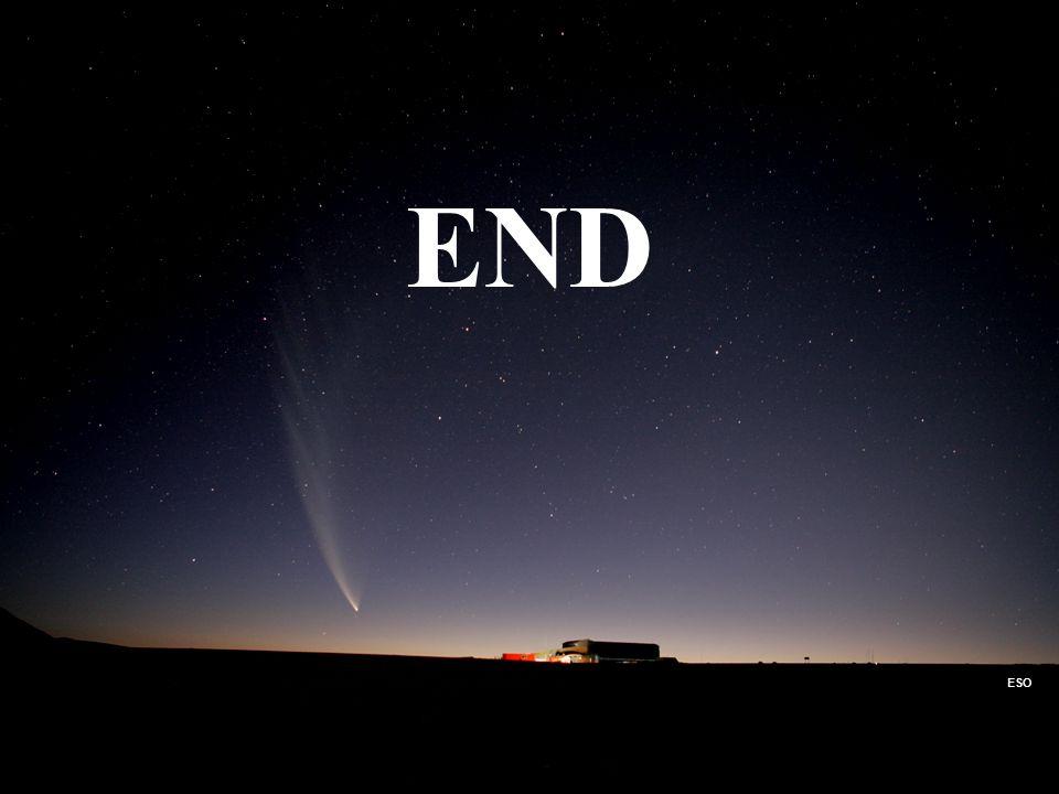 ESO END