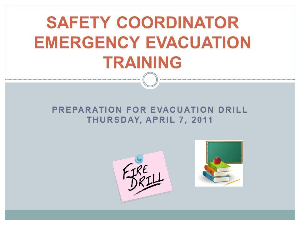 Emergency Evacuation Assembly Points Smith Field Tony Gwynn Stadium