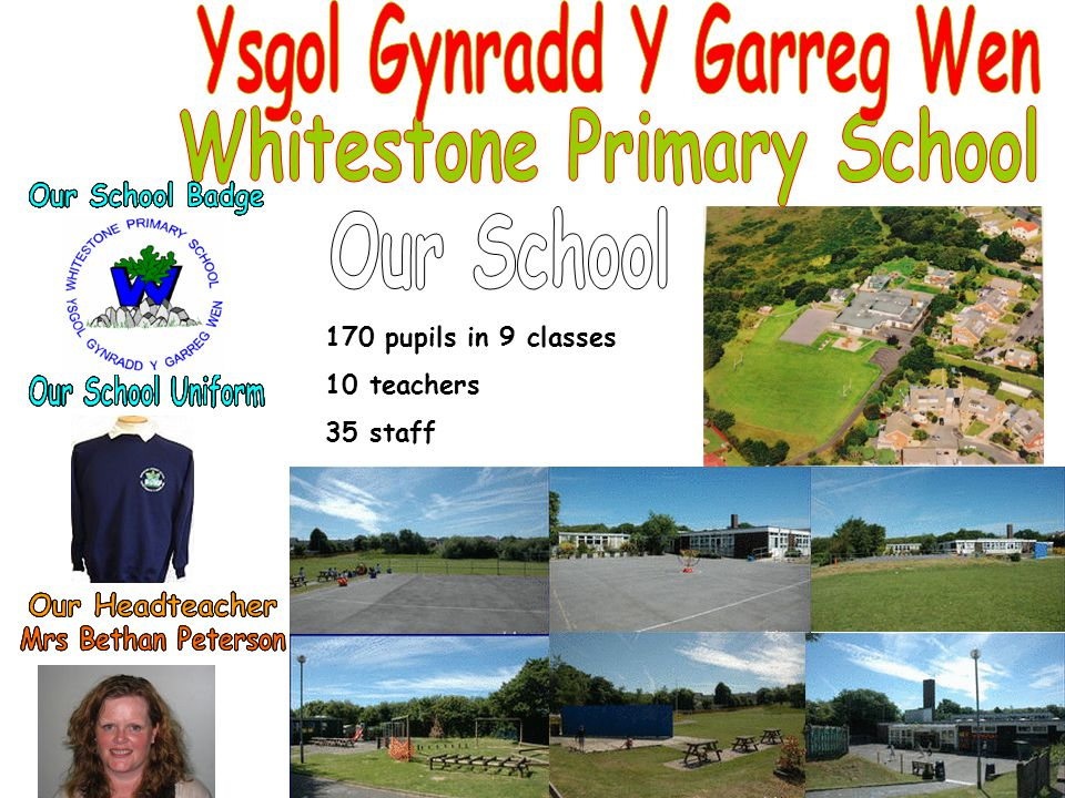 How does it work at Whitestone Primary School.