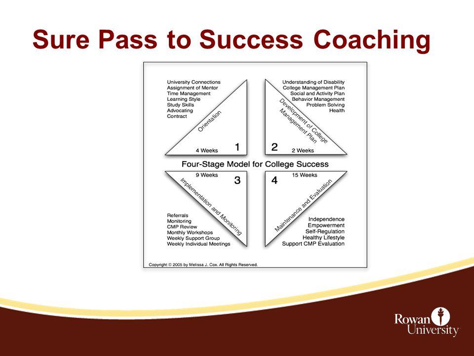 Sure Pass to Success Coaching