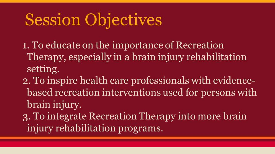 Session Objectives 1.