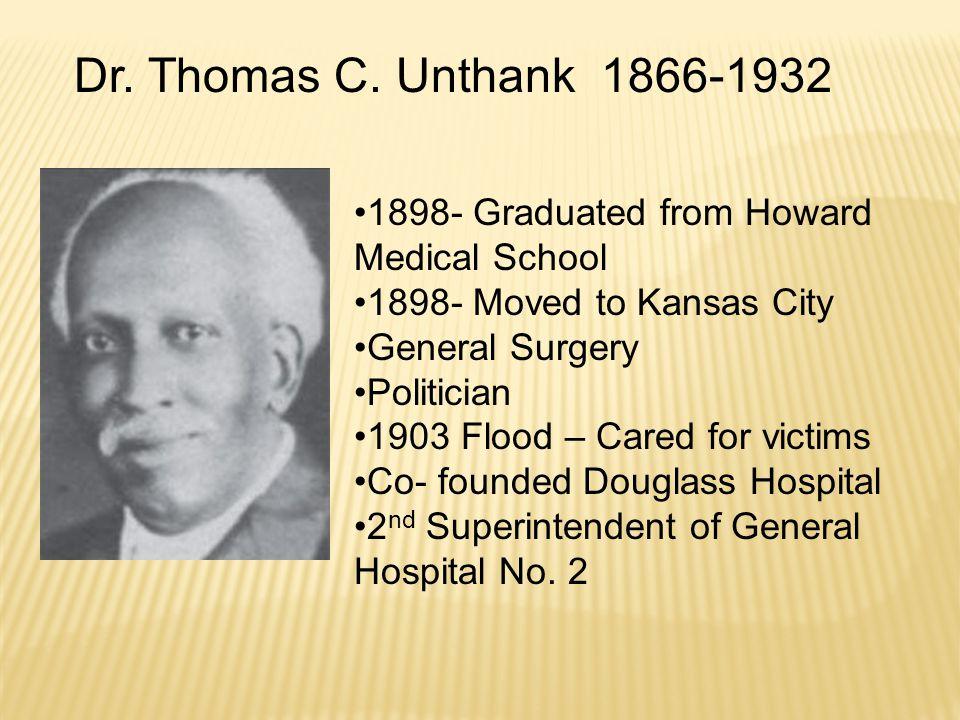 Clinical Surgery 1895-Meharry Medical School Lieutenant U.S.