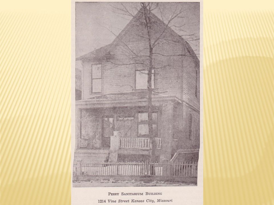 OB/Gyn 1949 The Doctors Clinic 1962 Historical Summary of Kansas City General Hospital No.