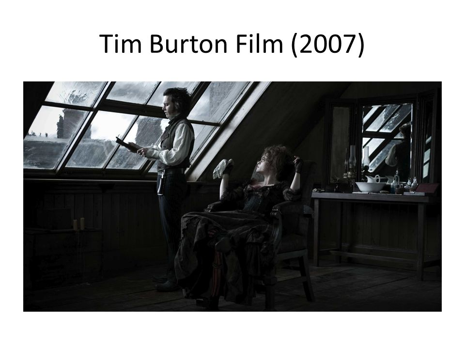 Tim Burton Film (2007)
