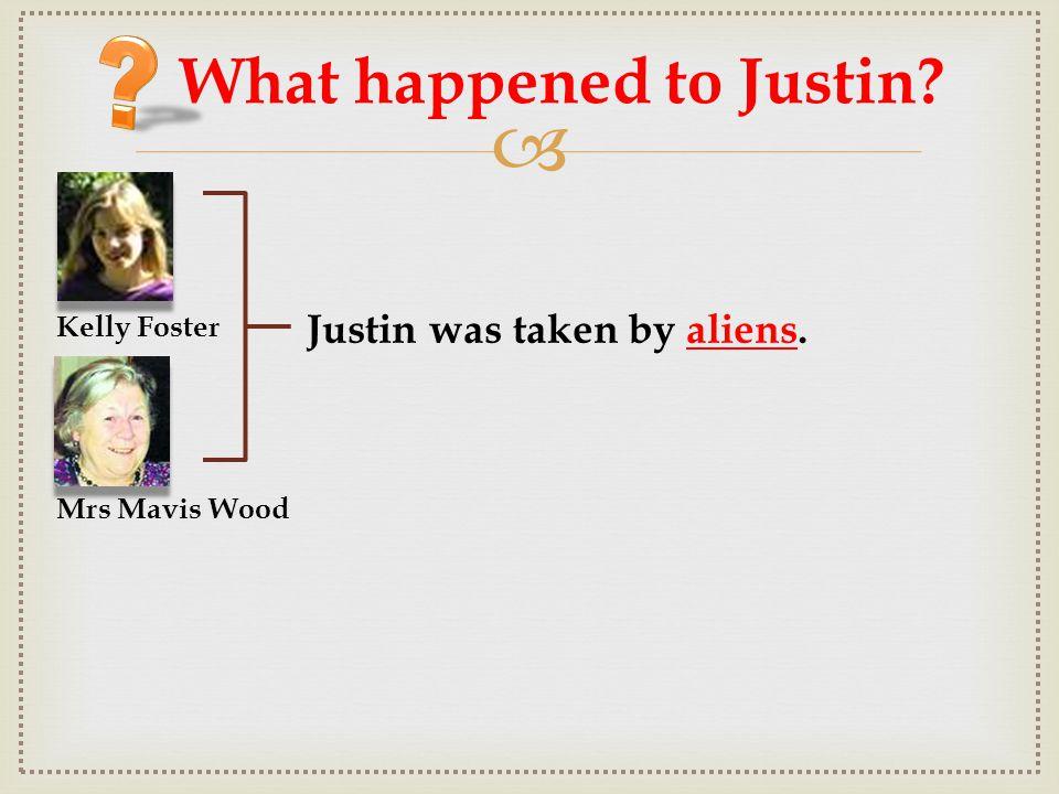  Mrs Mavis Wood According to Mrs Mavis Wood, what happened that night.