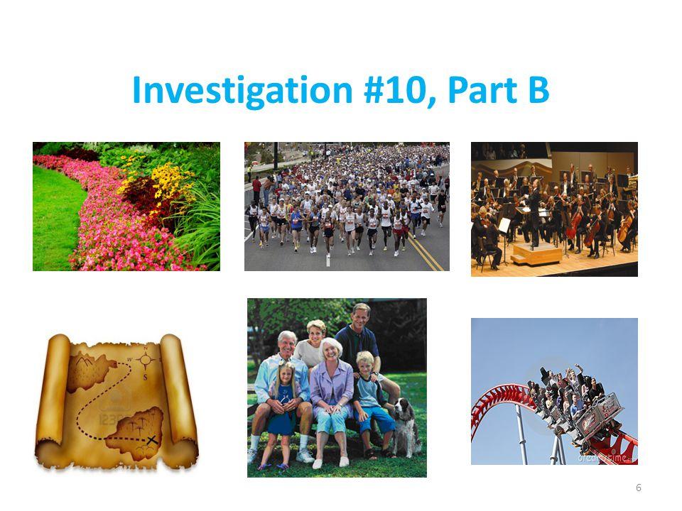Investigation #10, Part B 6