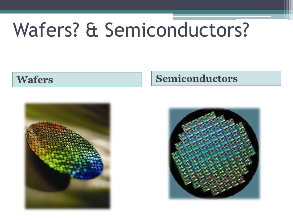 What is a semi conductor.