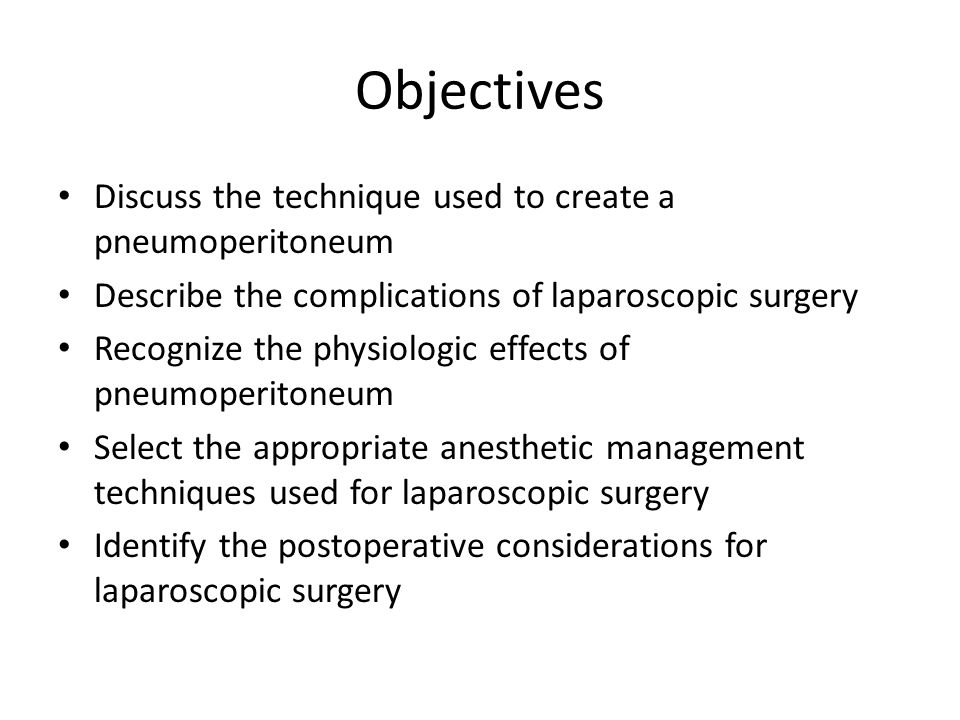 Introduction Laparoscopy – Greek words Laparo- meaning flank Skopein – meaning to examine – Definition: process of examining the contents of the abdominal cavity using a specially designed endoscope – Use of laparoscopy has been expanded by different surgical specialities over the decades