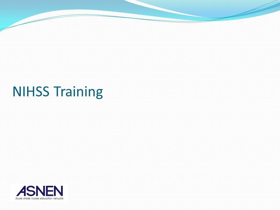 NIHSS Training