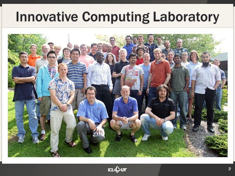Innovative Computing Laboratory 2