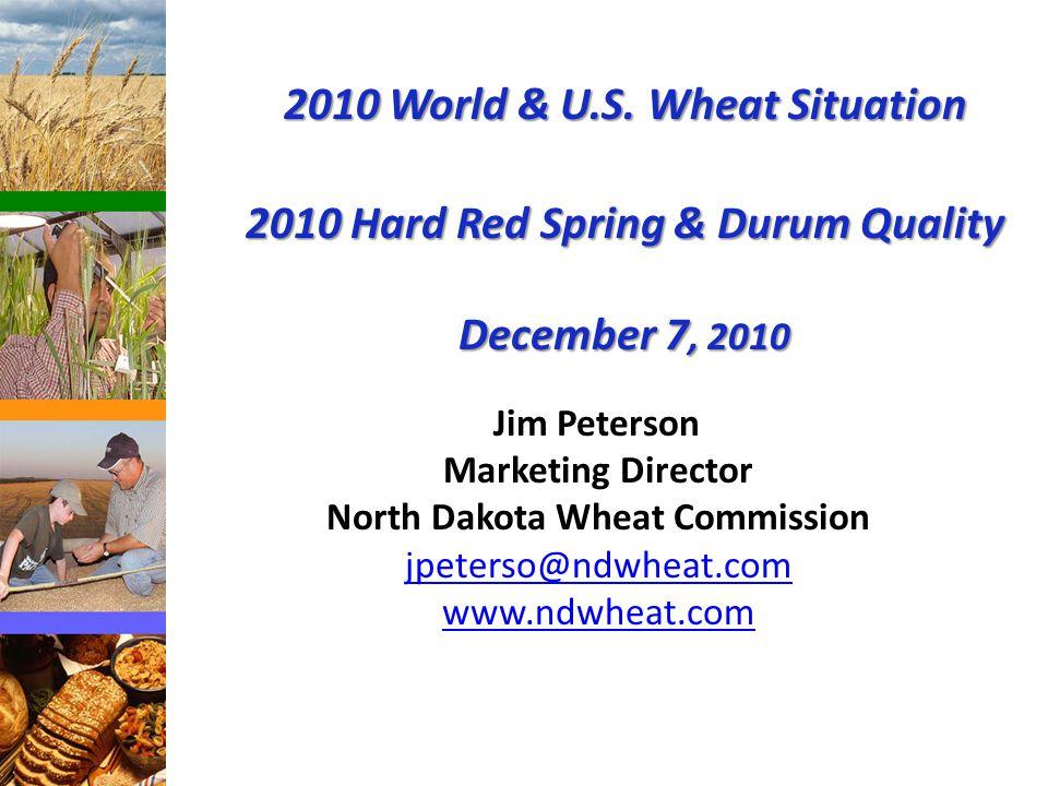 2010 World & U.S.