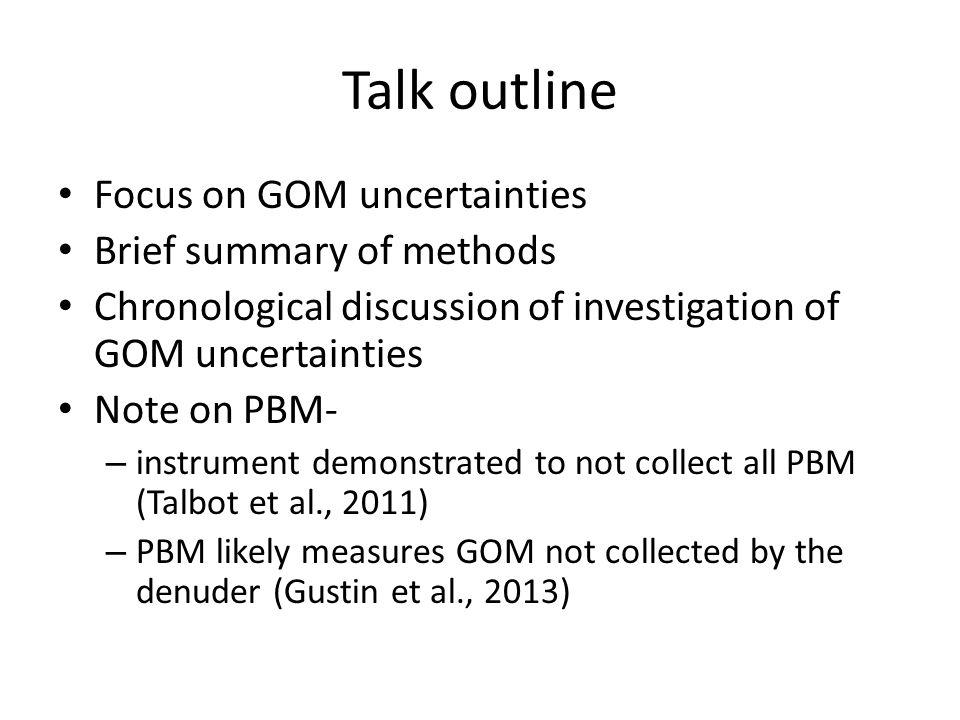 GOM Passive samplers Lyman et al., 2009 and 2010 EST AE Huang et al., 2014 Environ.