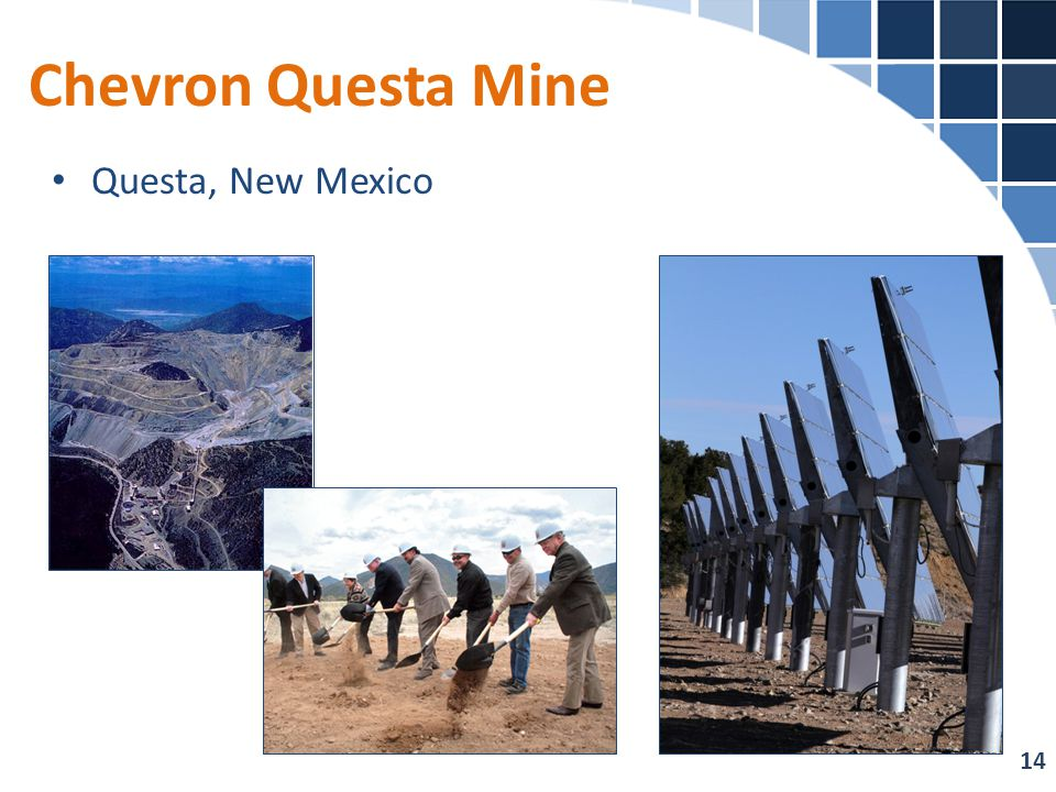 Chevron Questa Mine Questa, New Mexico 14
