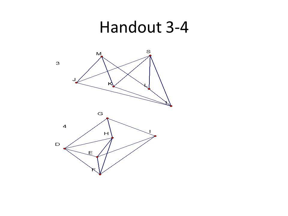 Handout 3-4