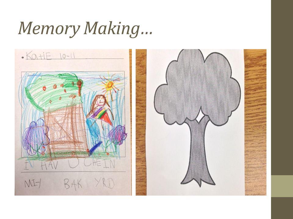Memory Making…
