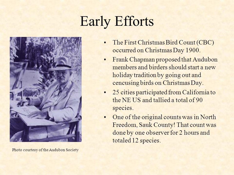 Prior to the twentieth century, most birders and birding in general was done by gun.